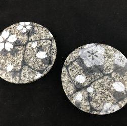 うきはな 大島石のコースター